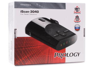 Радар-детектор Prology iScan-3040