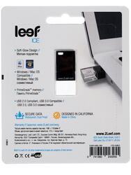 Память USB Flash Leef Ice 8 Гб