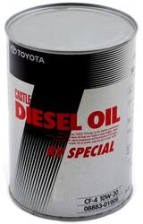 Моторное масло Toyota (Orig.Japan) Oil for Diesel RV Special 10W30 08883-01906