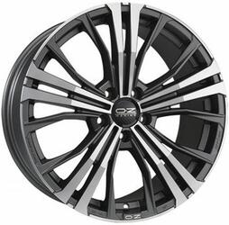 Автомобильный диск Литой OZ Racing Cortina 10x19 5/112 ET 50 DIA 76 Matt Dark Graphite D.C.