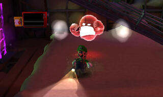 Игра для 3DS Luigi's Mansion 2