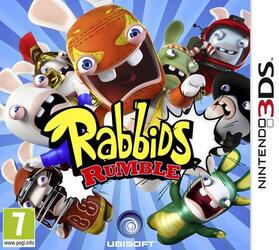Игра для 3DS Rabbids Rumble