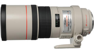 Объектив Canon EF 300mm F4.0 L IS USM