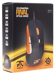Мышь проводная SteelSeries Rival - Fnatic Team Edition