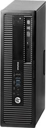 ПК HP EliteDesk 800 SFF i7 4770/4Gb/500Gb/HD4600/DVD/Win 7 Prof 64/клавиатура/мышь (RUS)